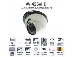 AV-425AHD - ANALOG HD KAMERA 960P CMOS SENSOR İZMİR KAMERA SİSTEMLERİ