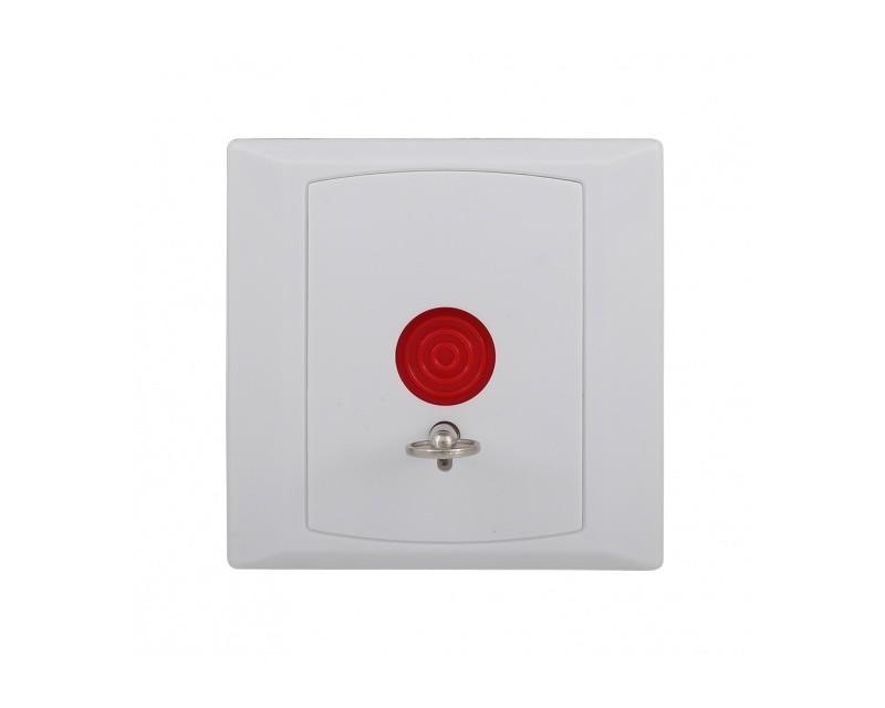 İzmir Alarm Sistemleri Neutron Kablolu Panik Butonu NTA-EBC62