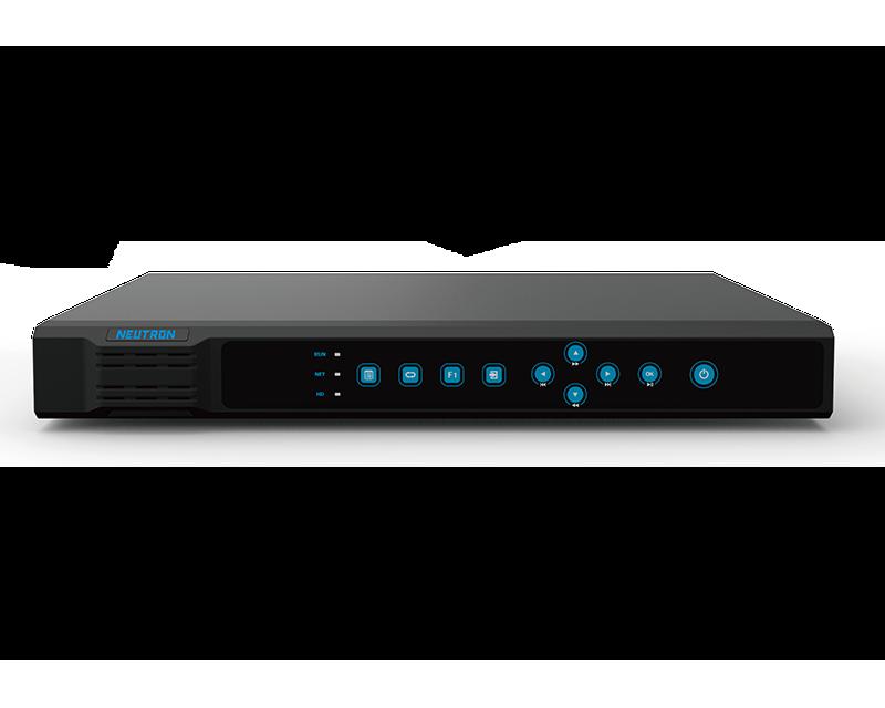 Neutron NVR201-04EP 4 Kanal Star Serisi NVR Kamera Kayıt Cihazı