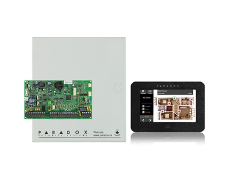 Paradox  EVO192+TM50 İzmir Alarm Sistemi