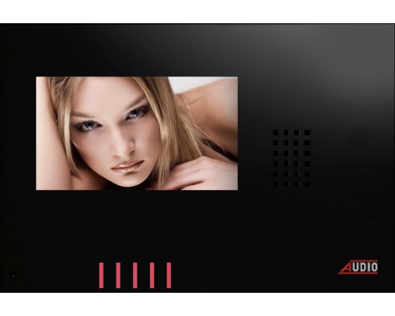 İzmir Görüntülü Diafon Sistemi Audio GDM 4,3