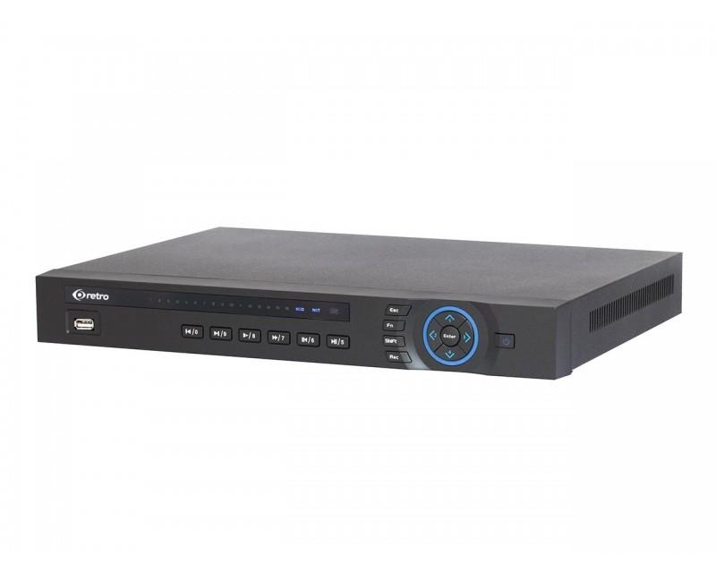 RT-6108 AHD Kamera Sistemleri İzmir